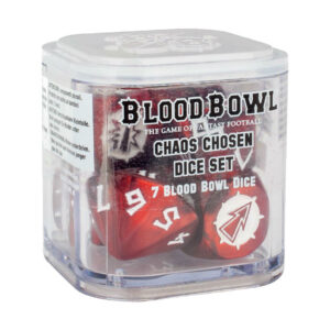 Chaos chosen dice set