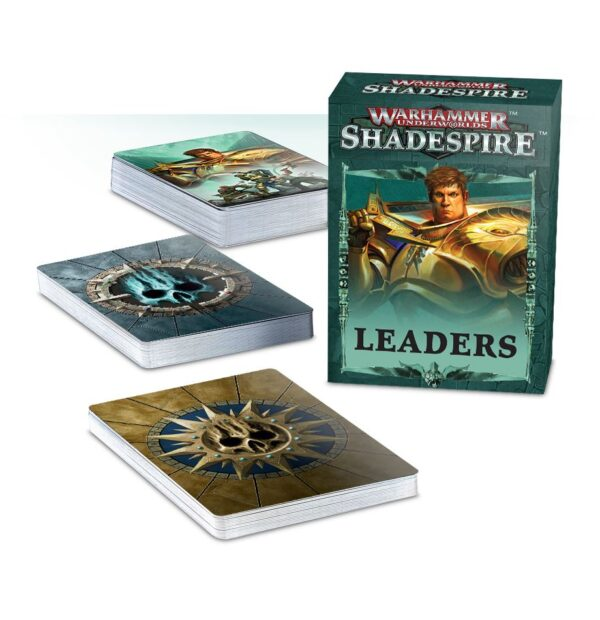 Shadespire Leader Cards
