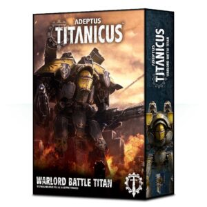 Adeptus Titancius Warlord Titan