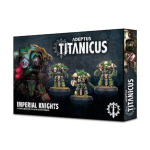 Adeptus Titanicus Questoris Knights 2