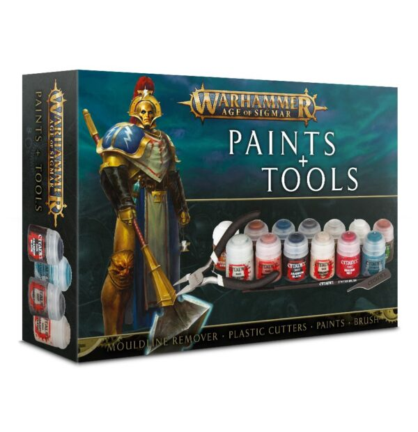 AoS Paint and tool Set
