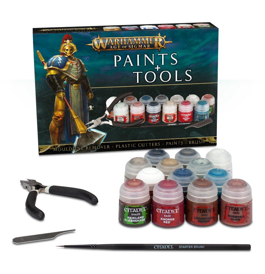 AoS Paint and tool Set 2AoS Paint and tool Set 2