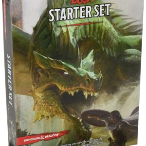 Dungeons and Dragons Starter Set 5th
