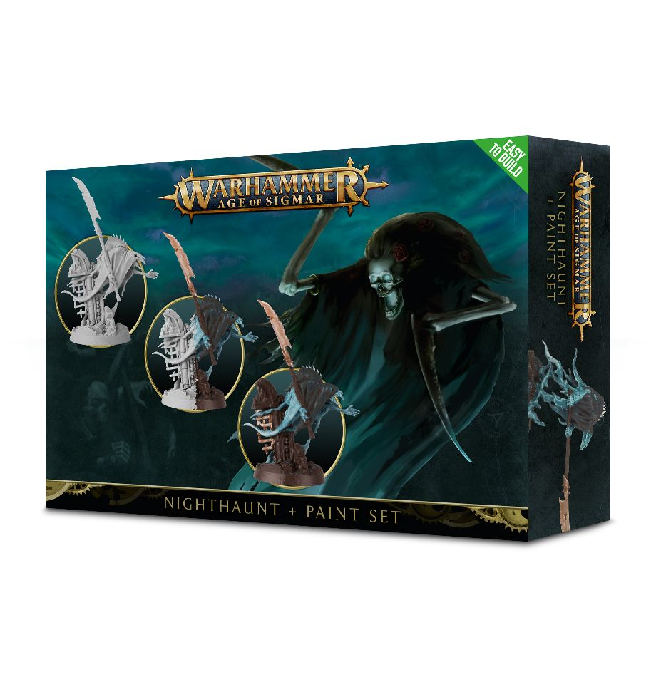 Nighthaunt Paint Set box