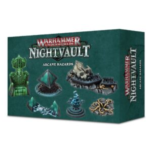 Nightvault Arcane Hazards set