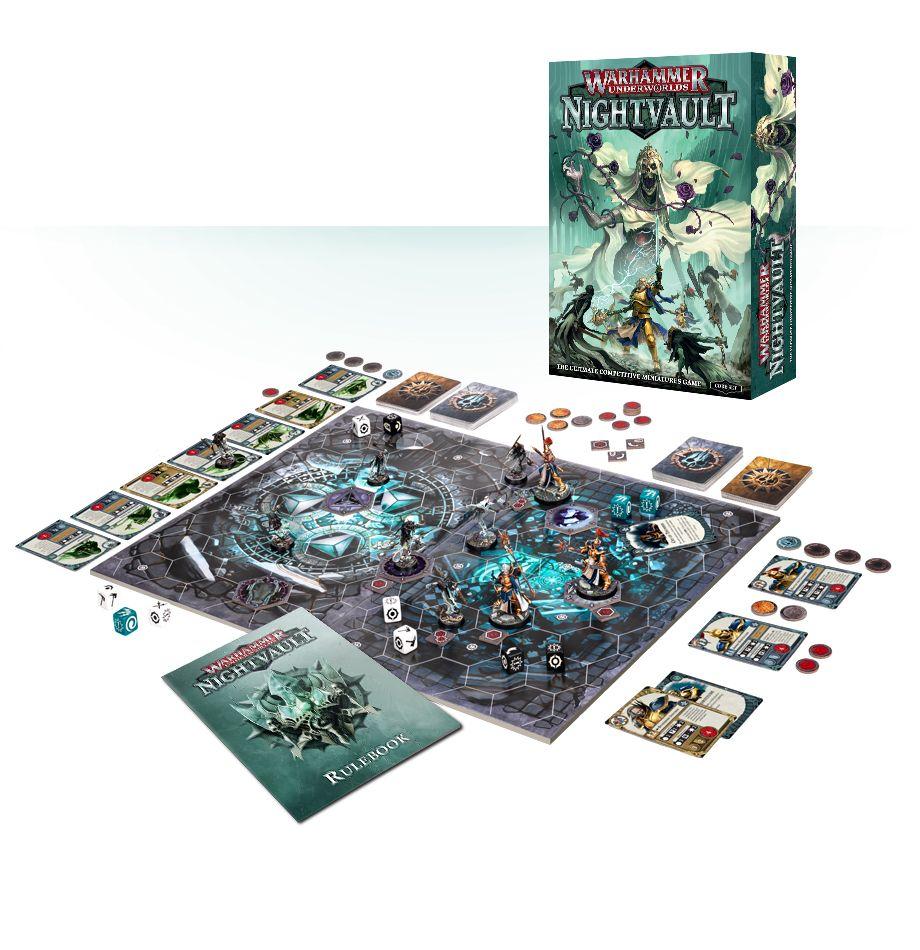 Warhammer underworld Nightvault