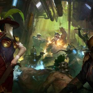 Warhammer40000 KillTeam Rogue Trader