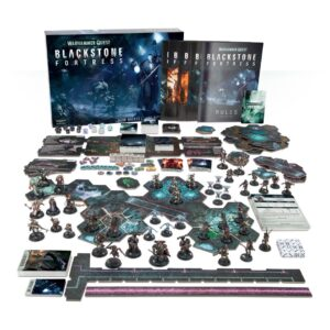 Warhammer Quest Blackstone Fortress Contents