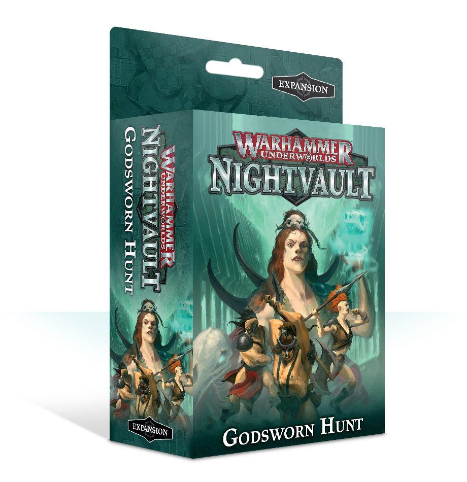 Godsworn Hunt Box