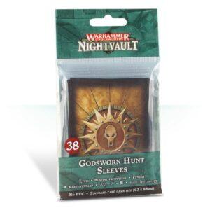 Godsworn Hunt Card Sleeves