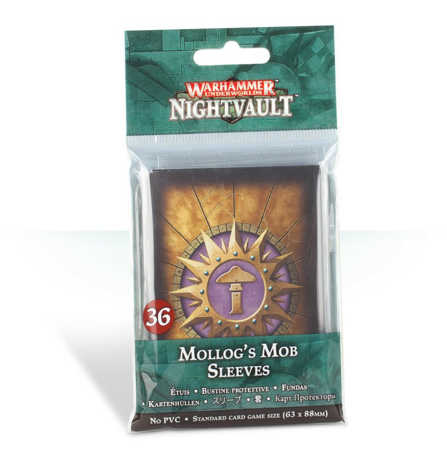 Mollogs Mob Card Sleeves
