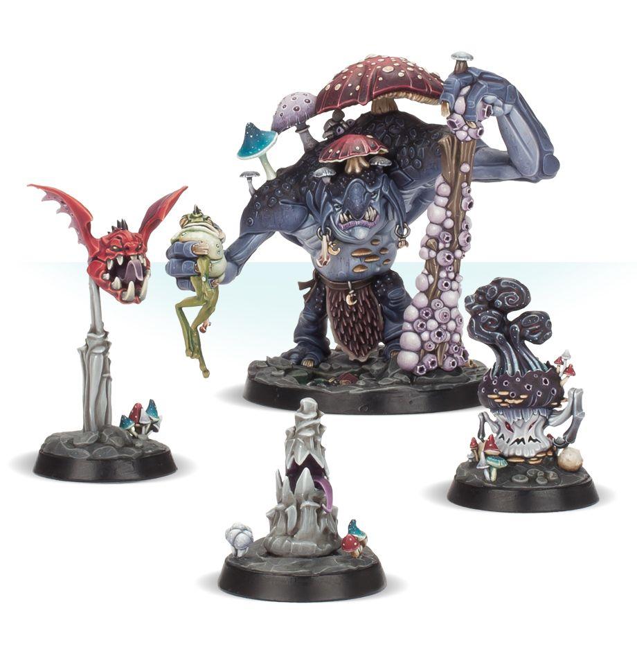 Mollogs Mob Miniatures