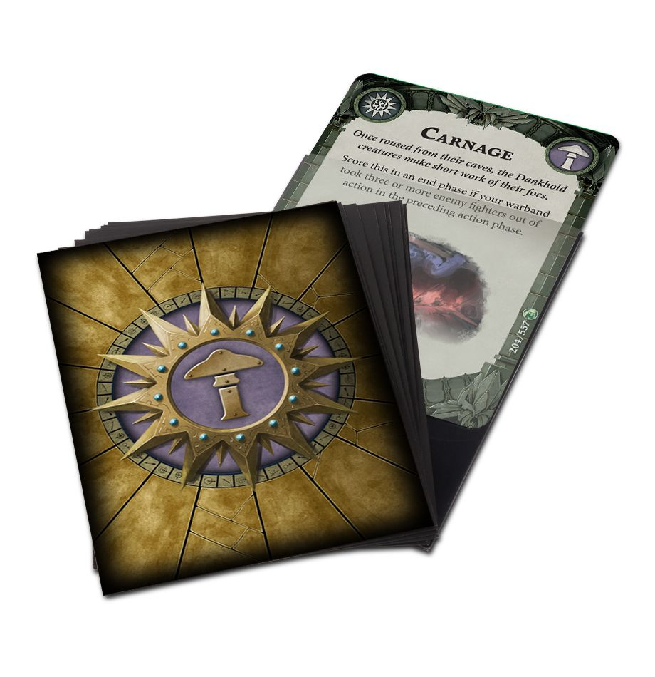 Mollogs Mob Objective Card Sleeves