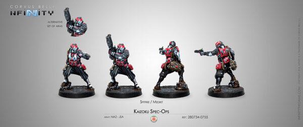 KAIZOKU SPEC-OPS (SPITFIRE MEDIKIT)