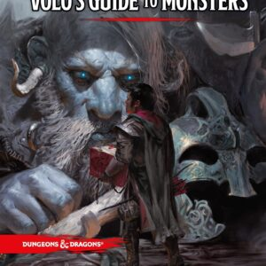 Volo's guide to monster