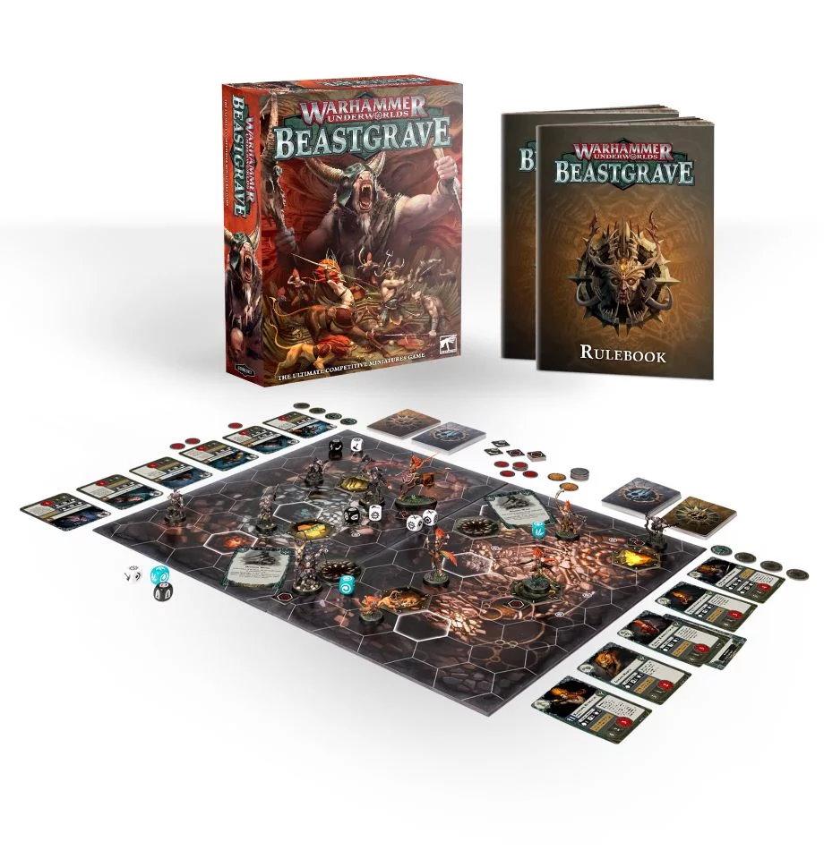 Beastgrave Warhammer Underworlds