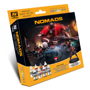 model color set infinity nomads
