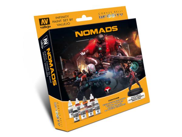 model color set infinity nomads