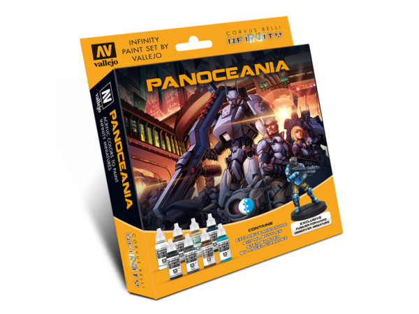 Model Colour Set Infinity Panoceania