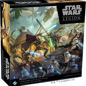 Star Wars Legion Clone Wars