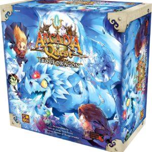 Aracadia Frost Dragon