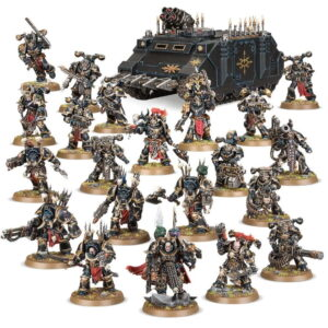 Chaos Space Marines Vengeance Warband Miniatures