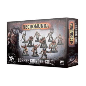 Corpse Grinder Cult Miniatures Box