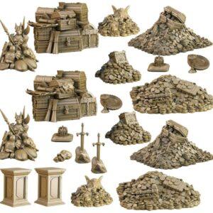 Terrain Crate Treasure Componentss