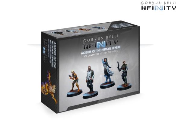 agents human sphere box