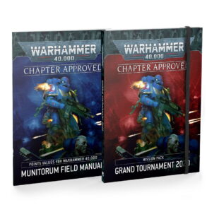 Chapter Approved Grand Tournament 2020 Mission Pack and Munitorum Field Manual