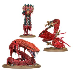 Daugthers of khaine Endless Spells