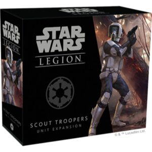 Imperial Scout troopers