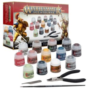 AoS Paints and Tools Set