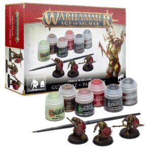 Orruks Warclans Paint Set