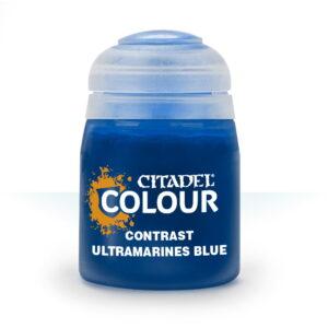 Ultramarines Blue